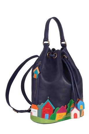 Новые дизайнерские кожаные рюкзаки от Unique U!