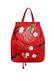 Птички красный рюкзак Юник