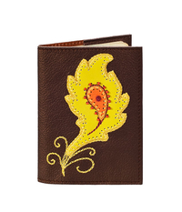 Обложка на паспорт Перо Жар-птицы