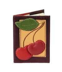 Обложка на паспорт Вишенки