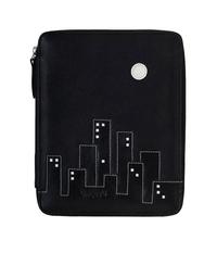 Чехол для iPad  Ночной город
