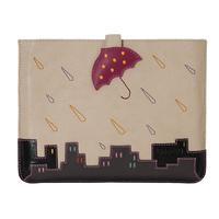 кожаный  Чехол для iPad Дождь в городе году в Интернет-магазине UNIQUE U