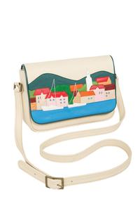 Кожаная женская сумка №48 Хорватия  в интернет-магазине Unique U дизайнера Елены Юдкевич Фото 1