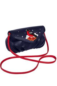 Кожаная женская сумка м.34