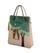 Кожаная сумка №3, Яблоня
