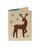 Кожаная обложка  на паспорт №1, Серебряное копытце