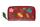 Кошелек Вальс цветов, бордо