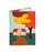 Кожаная обложка  на паспорт №1, Осень