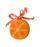 Кожаный брелок, Апельсин