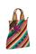 кожаная женская сумка м.№21, снежинки