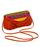 кожаная сумка м.№34, веселый орнамент