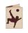 кожаная обложка на паспорт №1