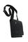 Фото 1 Кожаная мужская сумка №20 ночной город, чёрная в интернет-магазине Unique U дизайнера Елены Юдкевич