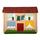Чехол для iPad, Сельский домик