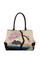 Фото 1 Кожаная женская сумка №5 сакура, коричневая интернет-магазине Unique U дизайнера Елены Юдкевич