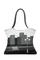 Кожаная женская сумка №2, Белые ночи в городе