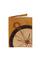 Кожаная обложка  на паспорт №1, Компас