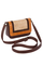 кожаная сумка м.28 коричневая