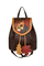 Женский кожаный рюкзак м.47