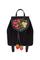 кожаный женский рюкзак м.47