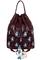 Кожаный женский  рюкзак м.49