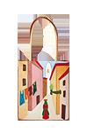Кожаная сумка №1, Солнечный Лиссабон