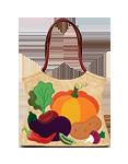 Кожаная сумка  м.№2
