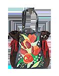 Кожаная женская сумка м.16