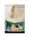Кожаная женская  сумка №2, Германия