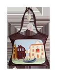 Кожаная женская сумка №2, Венеция