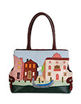 Кожаная сумка №5, Венеция