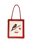 кожаная женская сумка м.1