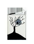 Кожаная обложка  на паспорт №1, Сова