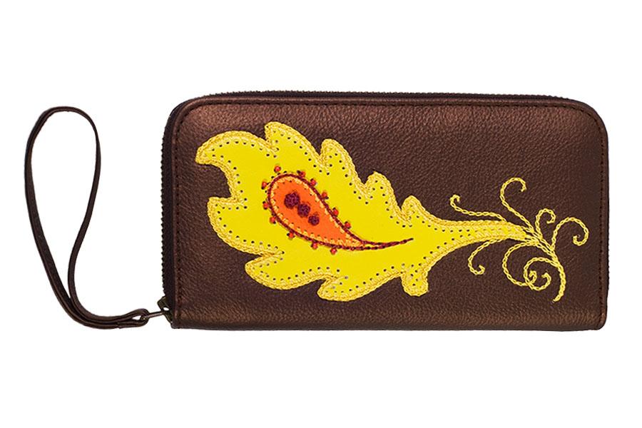 кошелёк с отделением для мобильного телефона Alexander McQueen