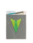 Кожаная обложка  на паспорт №1, Пиджак