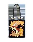 Кожаная сумка №1а, Конь-огонь
