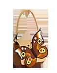Бабочка, сумка №29