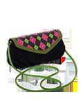 Кожаная сумка №34, Румба