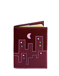 Город, обложка  на паспорт №1