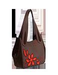 Кожаная сумка №33, Игра теней