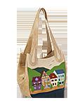 кожаная женская сумка м.№33