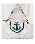 Кожаная сумка №38, Морячок