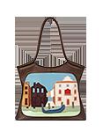 кожаная сумка №2, Венеция