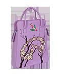 Кожаная женская сумка №3, САКУРА-ИНФИНИТИ