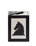 Кожаная обложка  на паспорт №1, Конь