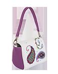 Кожаная женская сумка №29,