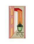 Кожаный кошелёк №1, Солнечный Лиссабон