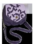 Кожаная женская сумка №31, Барокко