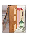 кожаный кошелек-клатч м.5