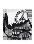 кожаная женская сумка м.48